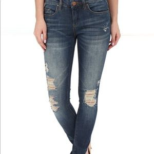 Blank NYC Skinny Classique Jeans Size 27
